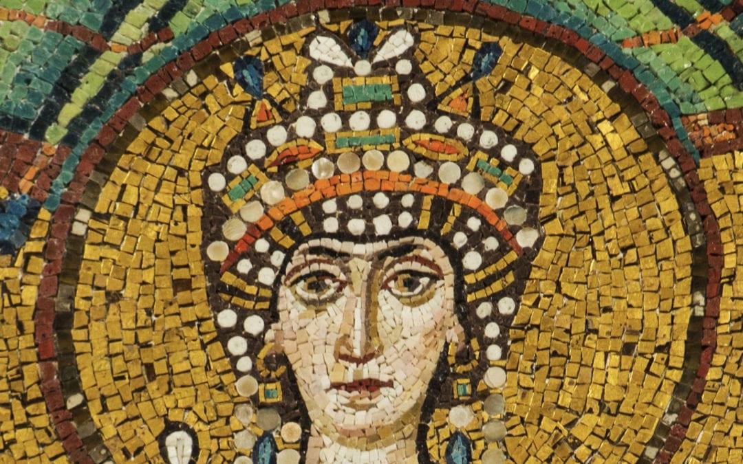 Mosaic, not meteor