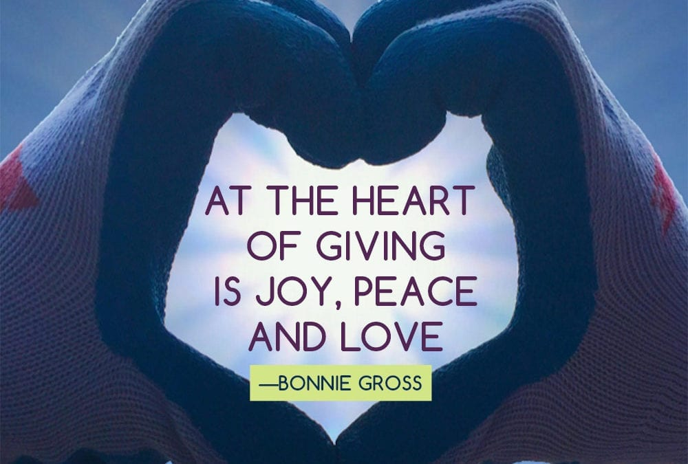 At the Heart of Giving