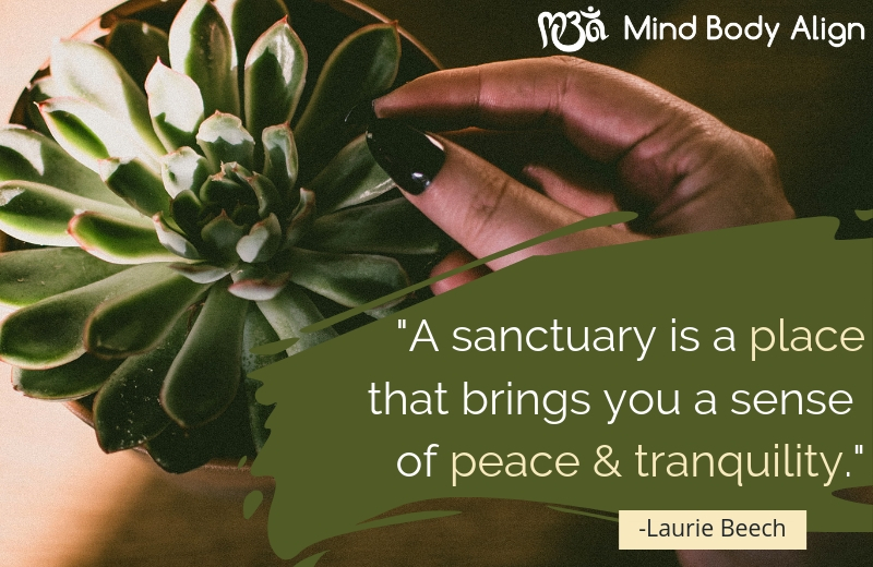 Creating Your Sanctuary