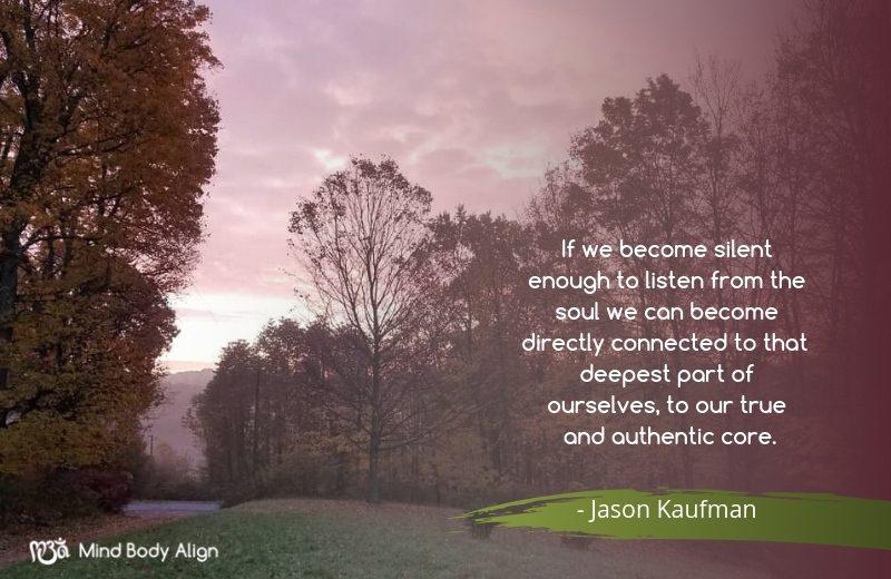 Awakening Within The Fertile Silence Of Nature