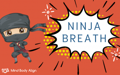 Ninja Breath for calm kids