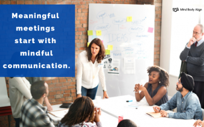 Tips for Mindful Communication in the Workplace