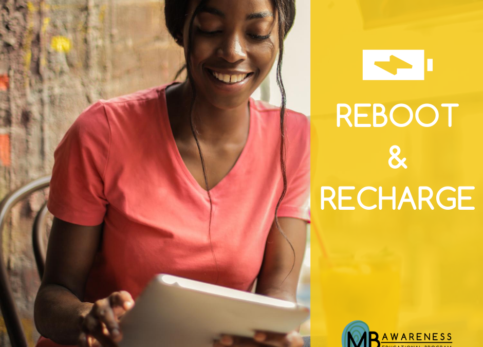 "Reboot + Recharge: a 20-Minute ""Mini-Meditation"" Playlist"
