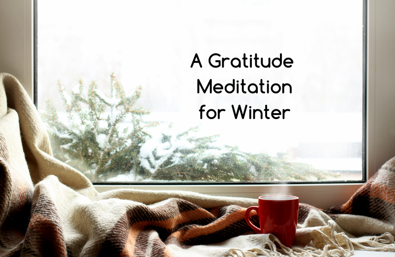 A Meditation For Winter
